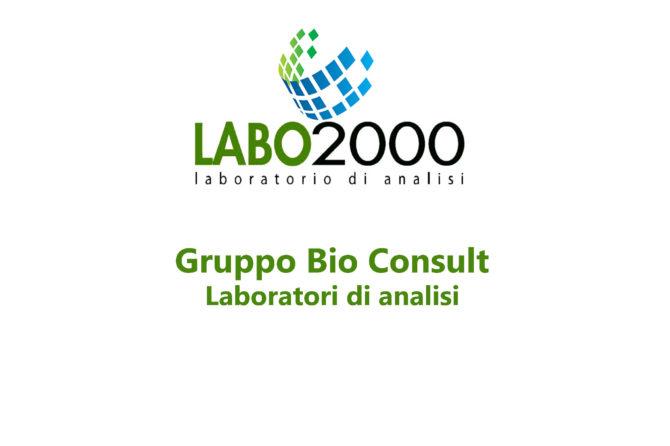 Labo2000 entra nel gruppo Bio Consult